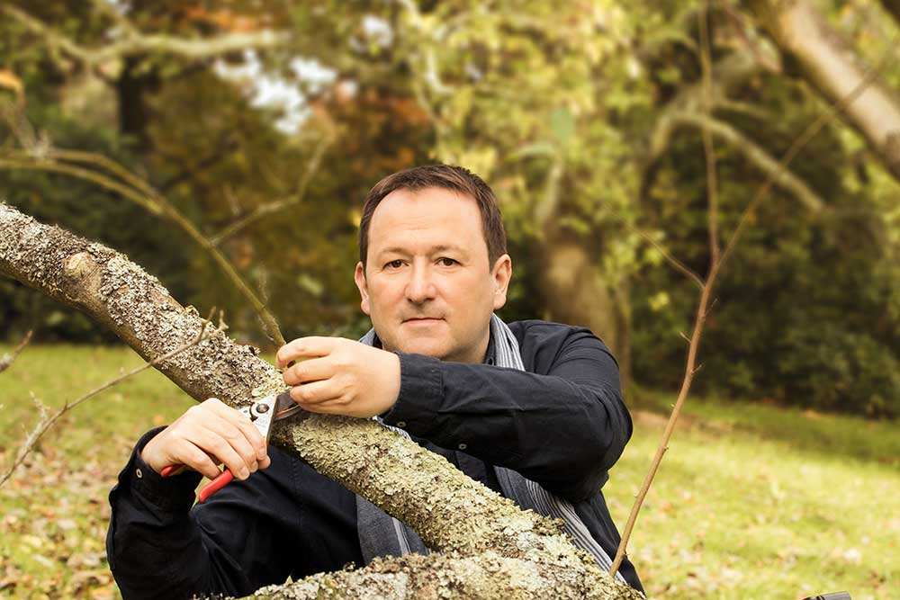 Mark Lane - Garden Designer - Wakehurst