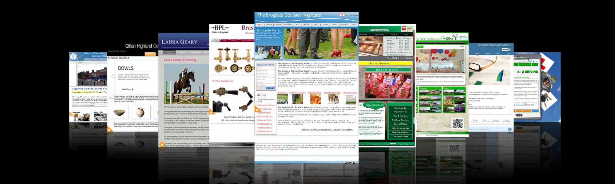 MSL Creative - Websites Portfolio