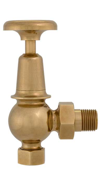 Products - Brass Products - -- Radiator Valves