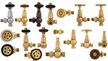 Brass Products Valve Set